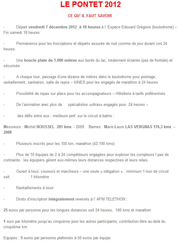 Téléthon : 24h du Pontet (84): 7-8 décembre 2012 Pontet10