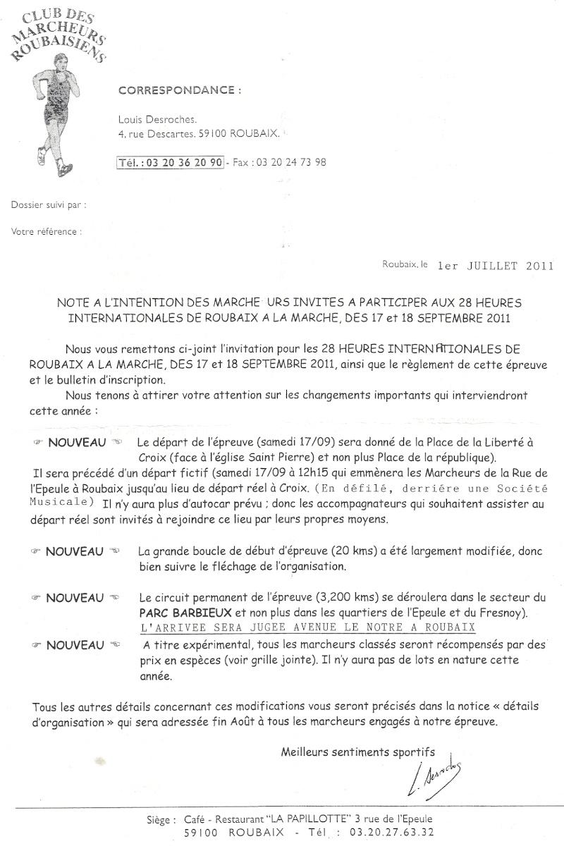 28 heures de ROUBAIX 17 et 18 Septembre 2011 Roubai12