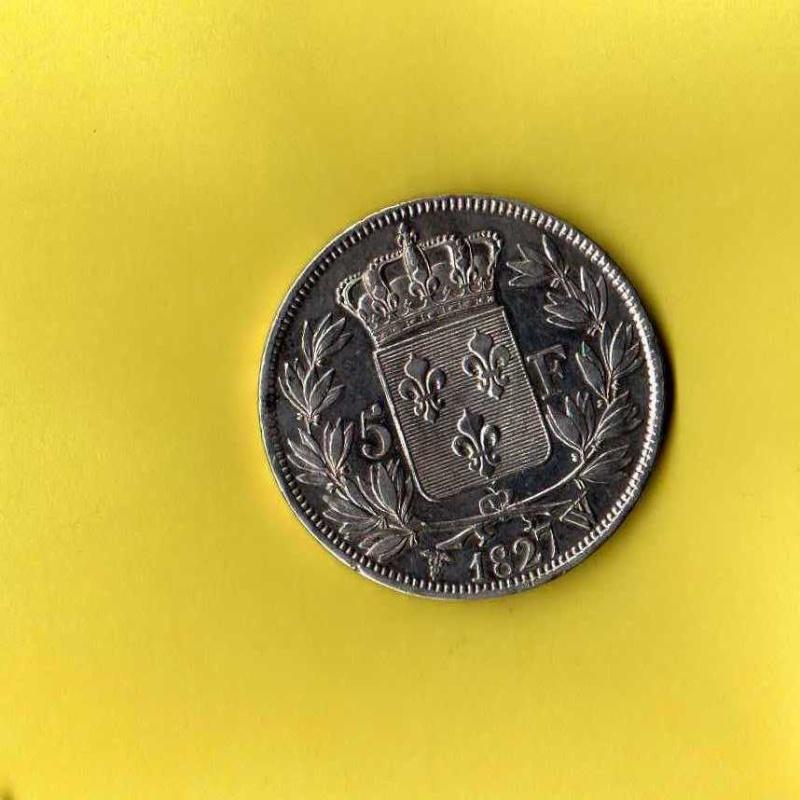 5 francs Charle11