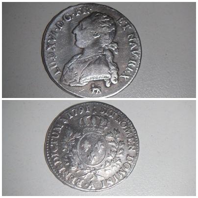 Demi écu Louis XVI 1791A Demi_e11