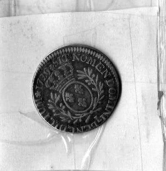 Cinquième d'écu aux branches d'olivier (Louis XV, Bayonne) [WM n° 7671] Img03910
