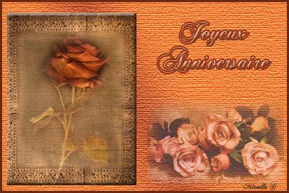 bonne anniversaire ma belle fleure Anniv310