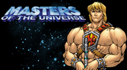 Masters of the Universe 200x