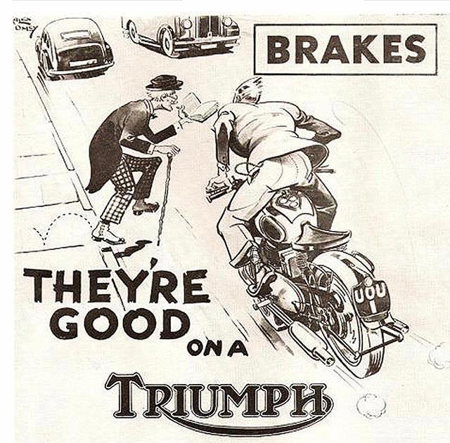 Affiche triumph Tumbl182