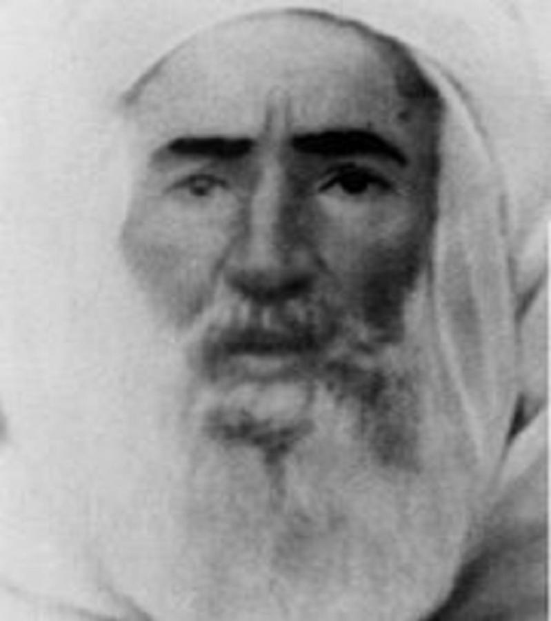 Cheikh Bouamama 11010510