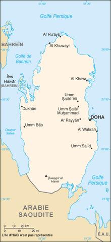 Géopolitique du Qatar 220px-13