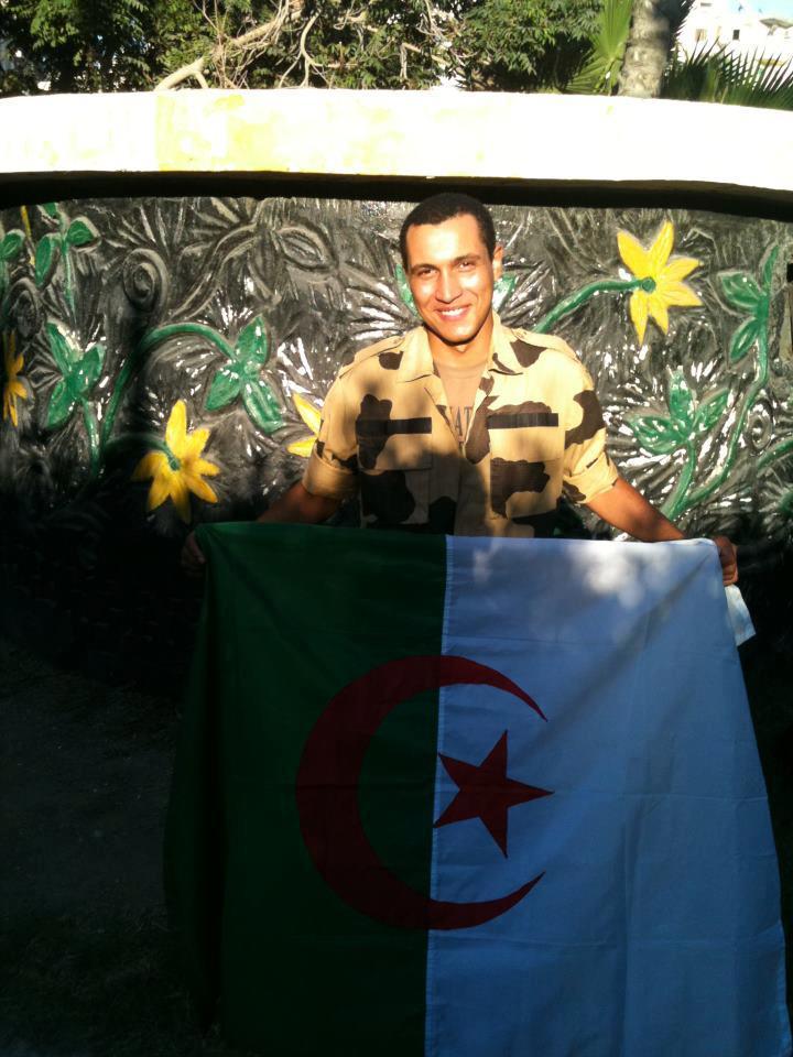Drapeau Algérien 29546610