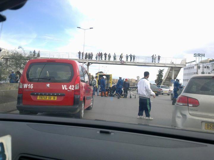Les accident de la route en Algerie  38622610