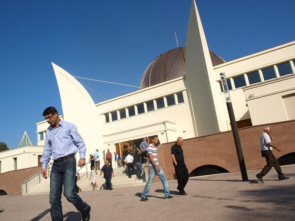 Mosquée  :Centre de la communauté musulmane 75306210