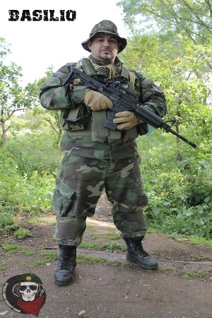 S.F.A.T. - Special Force Airsoft Team  112