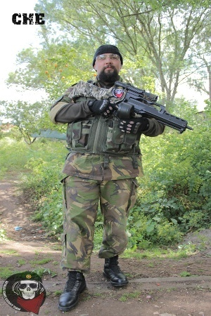 S.F.A.T. - Special Force Airsoft Team  1810