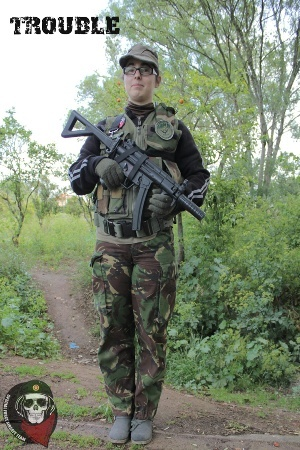 S.F.A.T. - Special Force Airsoft Team  810