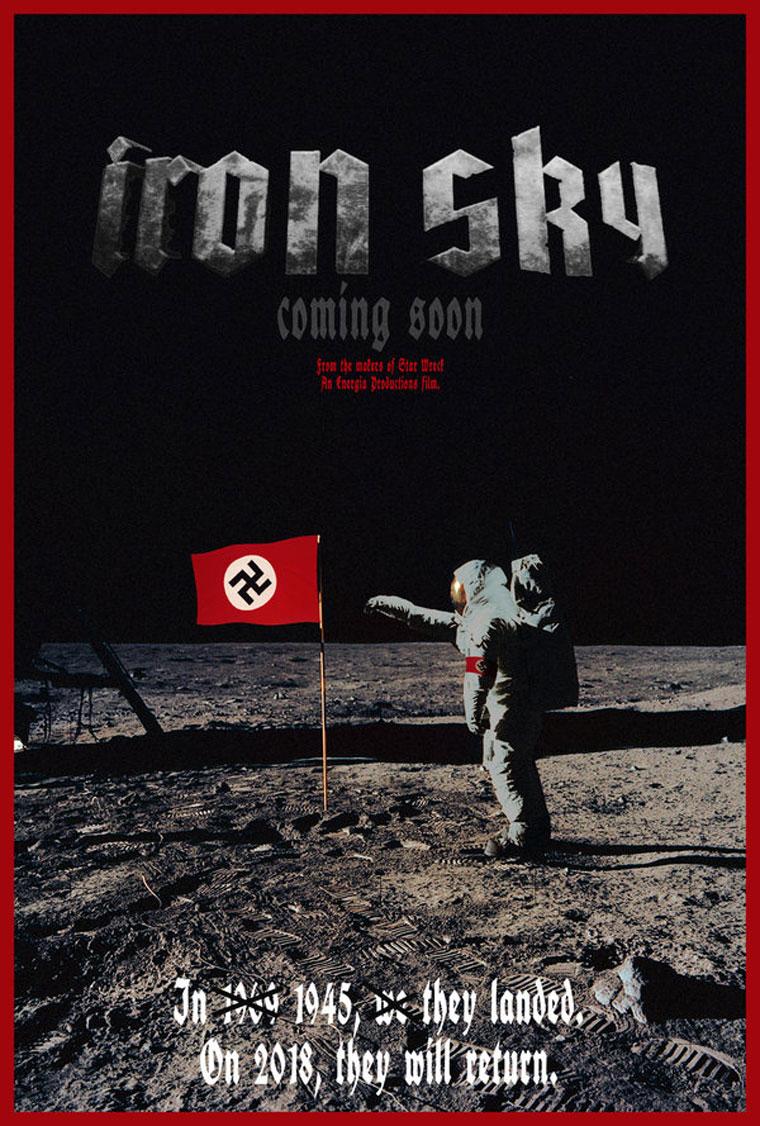 Les Nazis à toutes les sauces cinématographique Is10