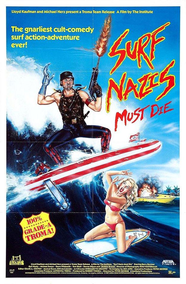 Les Nazis à toutes les sauces cinématographique Surf-n10