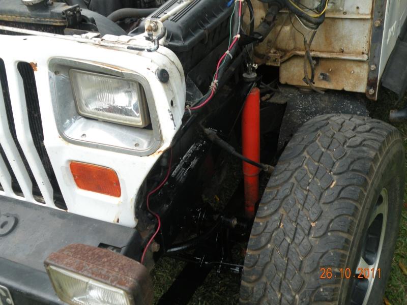 remise en état jeep julien . Citrou12