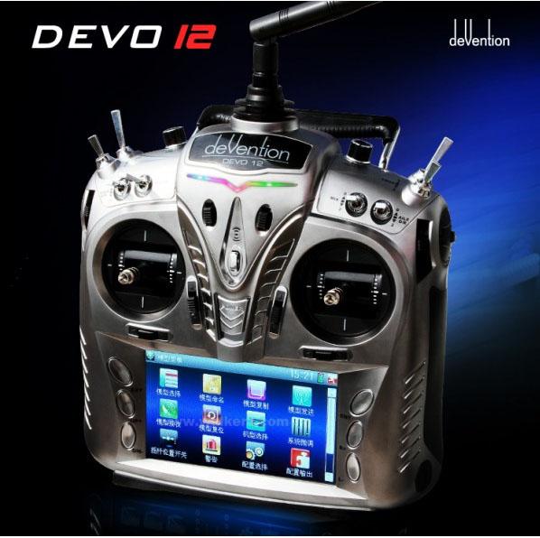 Du nouveau chez Multiplex : le Profi tx 16 Devo10