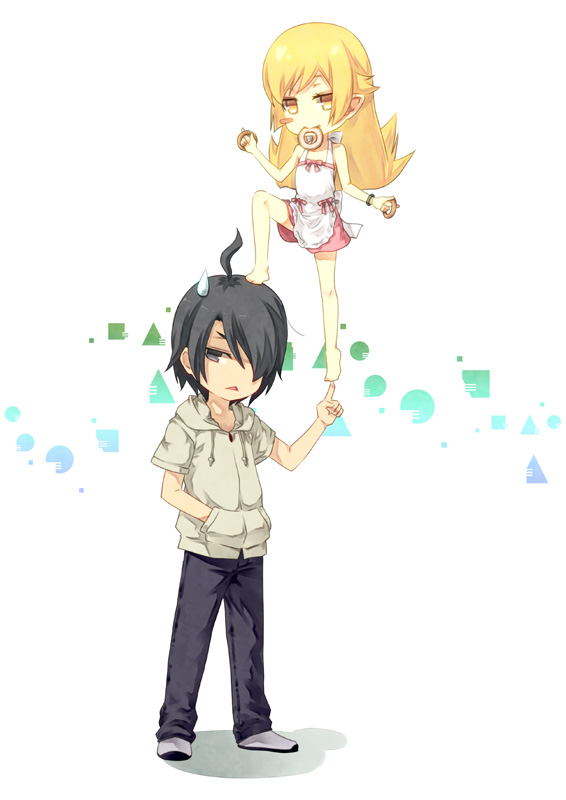 Les light novels Monogatari de NisiOisin seront tous adaptés en animé !!! 10301710