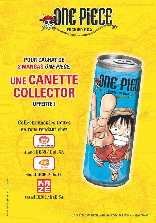 Japan expo : 30 juin au 3 juillet 2011 au Parc des Expositions de Paris-Nord Villepinte : Infos & Goodies Canett11