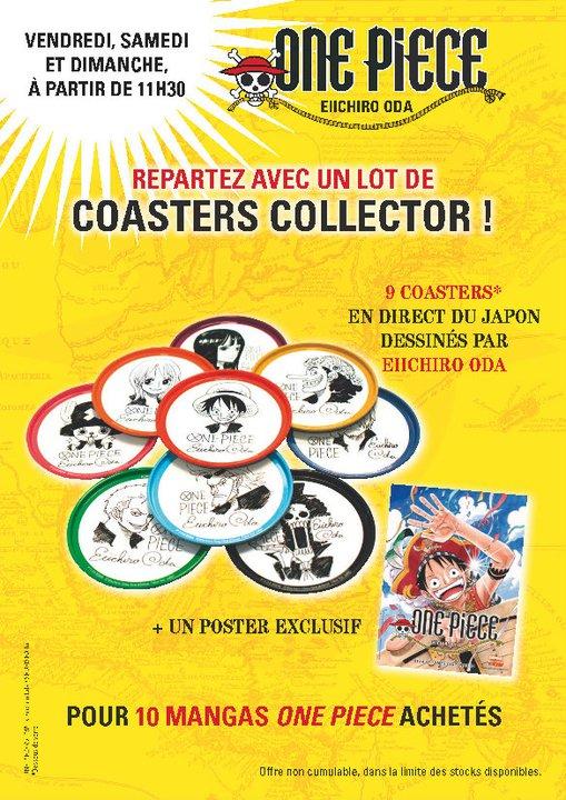 Japan expo : 30 juin au 3 juillet 2011 au Parc des Expositions de Paris-Nord Villepinte : Infos & Goodies Coaste10
