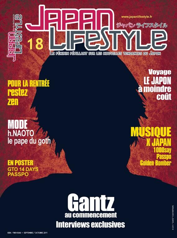 [Magazine] Japan LifeStyle Couv-o10