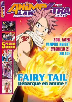 [Magazine] Animeland Xtra Couval10