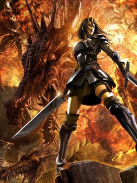 Dragon Age - Dawn of the Seeker arrivera en DVD chez Wild Side Video Dragon11