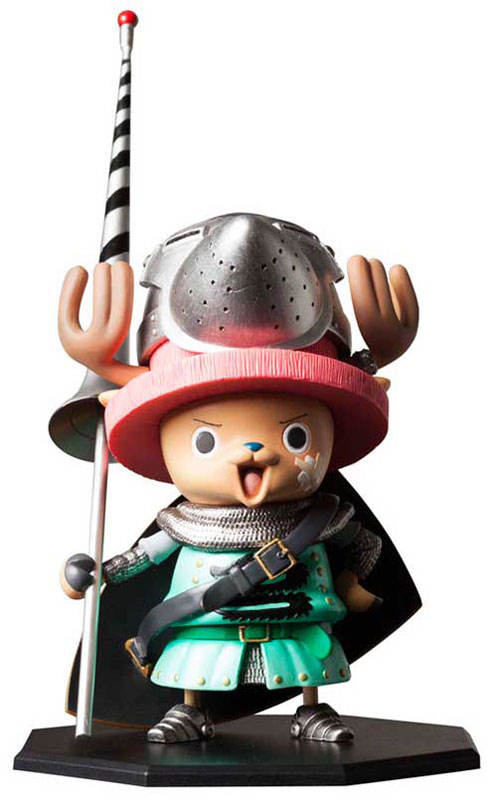 [Figurine] D.P.C.F (Door Painting Collection Figure) Part 12 - Tony Tony Chopper Knight Ver. Complete Figure (One Piece) Fig-i149