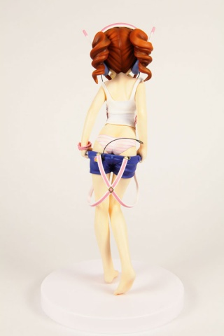 [Figurine] Kaitendo - PINKY NOISE Cover Girl Candy Resin Complete Figure (Momoiro Noise) Fig-m379