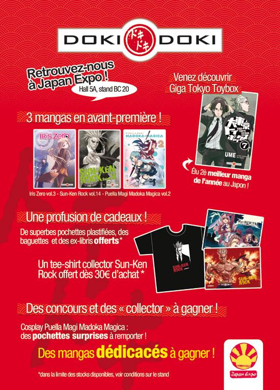 [programme] La japan expo !! Flyer310