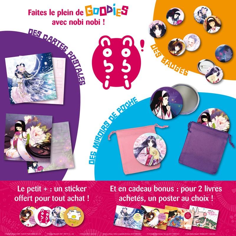 Japan expo : 30 juin au 3 juillet 2011 au Parc des Expositions de Paris-Nord Villepinte : Infos & Goodies Goodie10