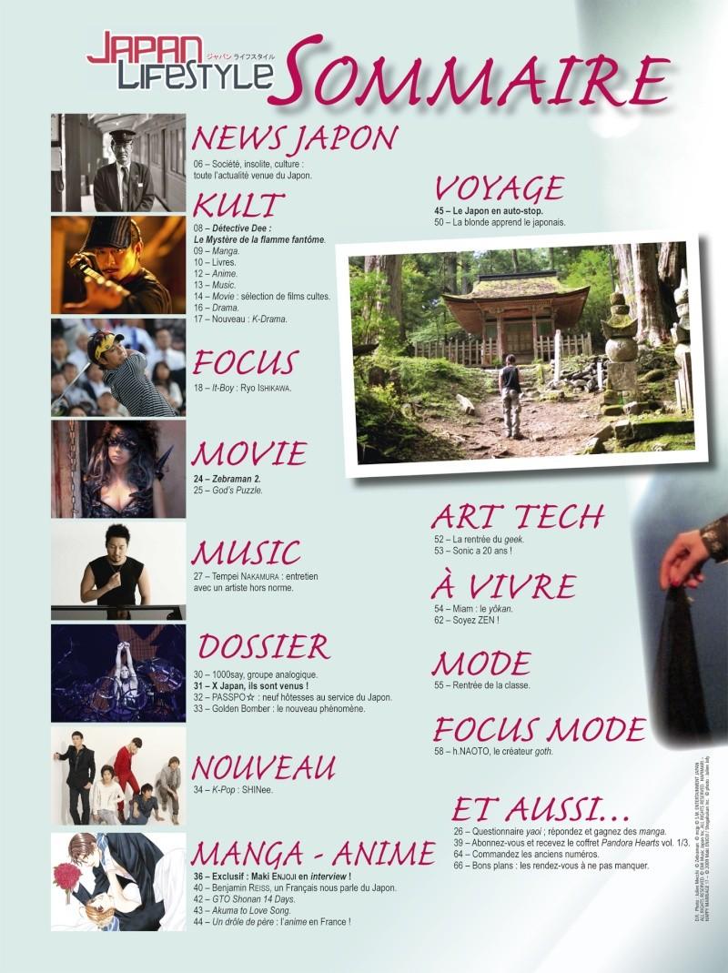 [Magazine] Japan LifeStyle Jals1810