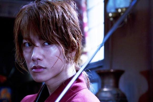 Kenshin le vagabond adapté en film live Kenshi11