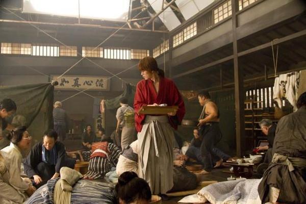 Kenshin le vagabond adapté en film live Kenshi12