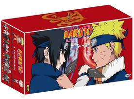 Une intégrale de Naruto dans un joli coffret, ça vous dit ? Naruto12