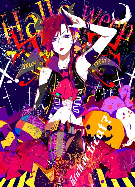 This is Halloween, this is halloween... 2012 [Baka'Dossier] Pixiv_10
