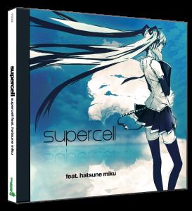 [CD] Hatsune Miku  - Supercell featuring Hatsune Miku chez Kaze le 25 juin Superc10