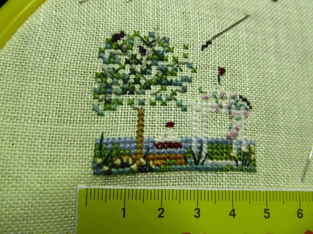 Summer garden de Victoria samplers P1040326