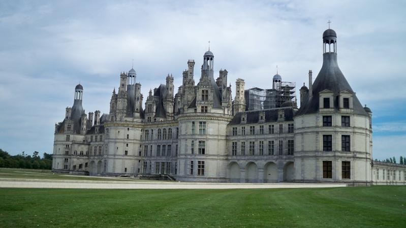Le château de Chambord 100_3710