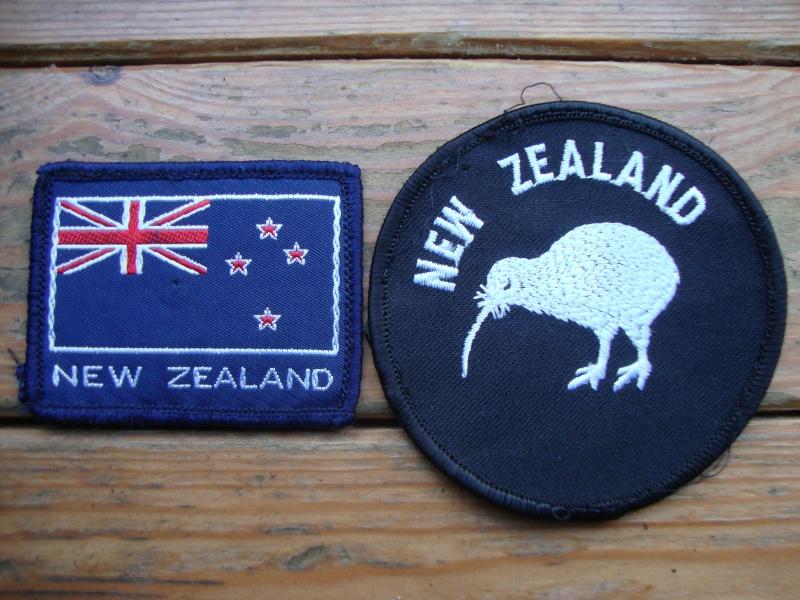 NZ Patches. Dsc04510