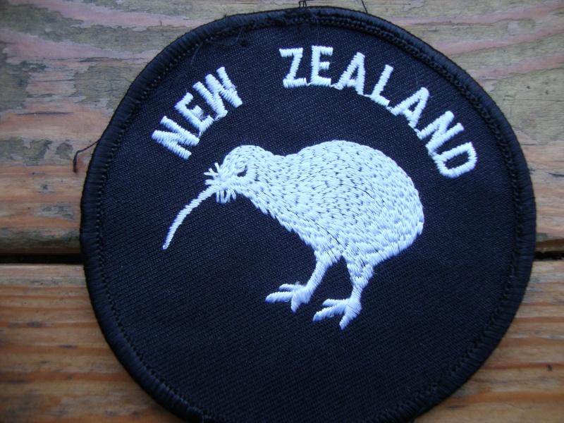 NZ Patches. Dsc04512