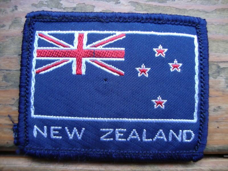 NZ Patches. Dsc04522