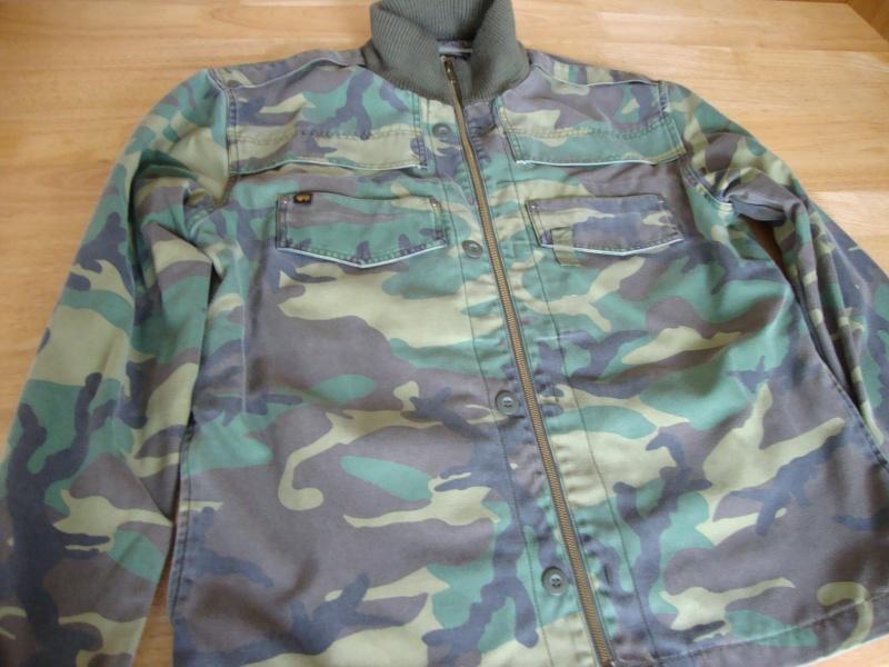 Alpha jacket. Dsc04931