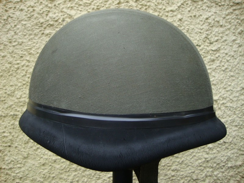 French F1 Helmet (French: 3e Régiment étranger d'infanterie.) Dsc05325