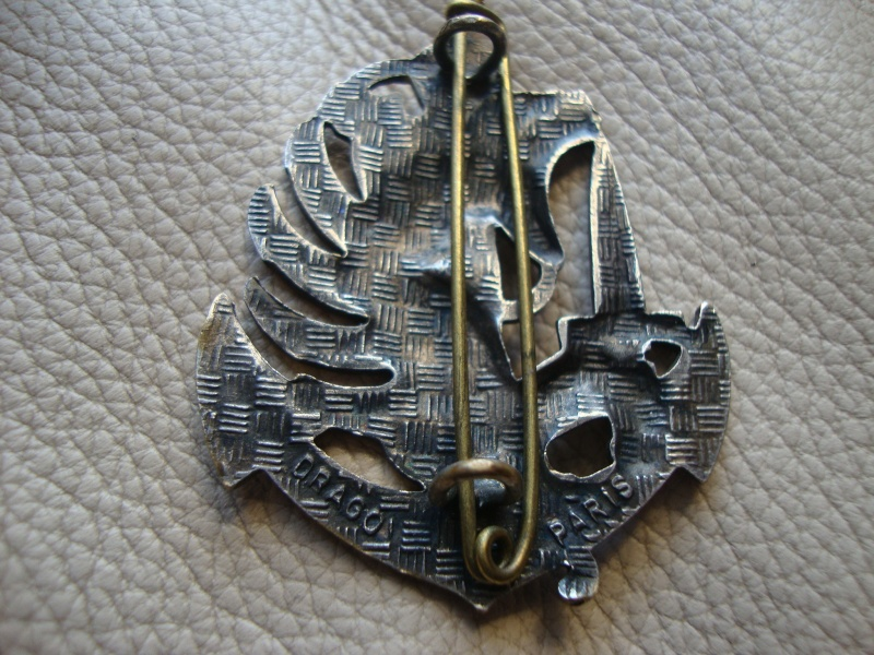 8e RPIMa Cap Badge Dsc06311