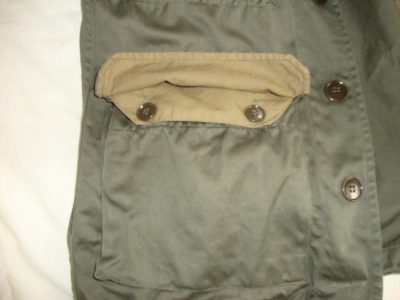 M-64 Jacket. Dsc06410