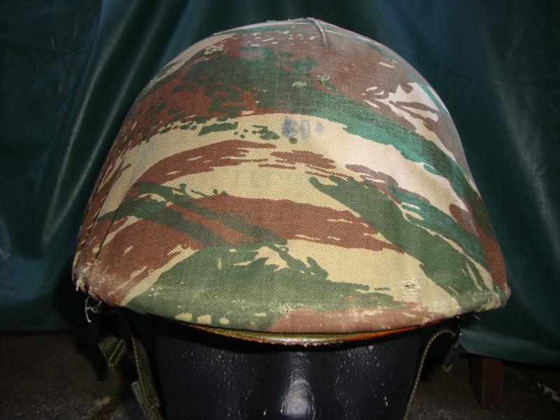 Greek Lizard pattern Helmet cover. Dsc06420