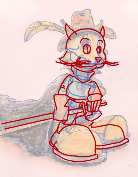 dessin de stefrex Chatbo11