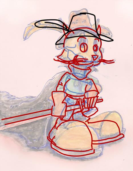 dessin de stefrex Chatbo12