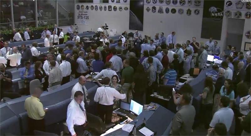 [STS-135] Atlantis: Retour sur terre, 21/07/2011. - Page 6 Sts-1318