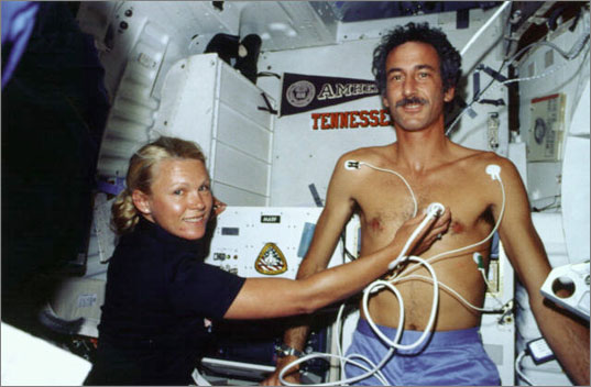 [ISS] Expédition 30: déroulement de la mission Sts-5110
